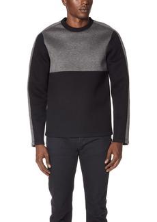 Helmut Lang Contrast Sweatshirt