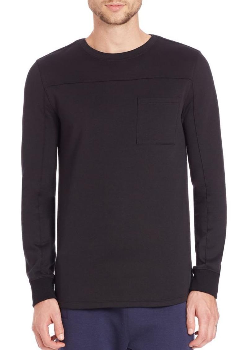 Helmut Lang Cotton Crewneck Shirt