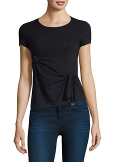 Helmut Lang Knot Baby Tee
