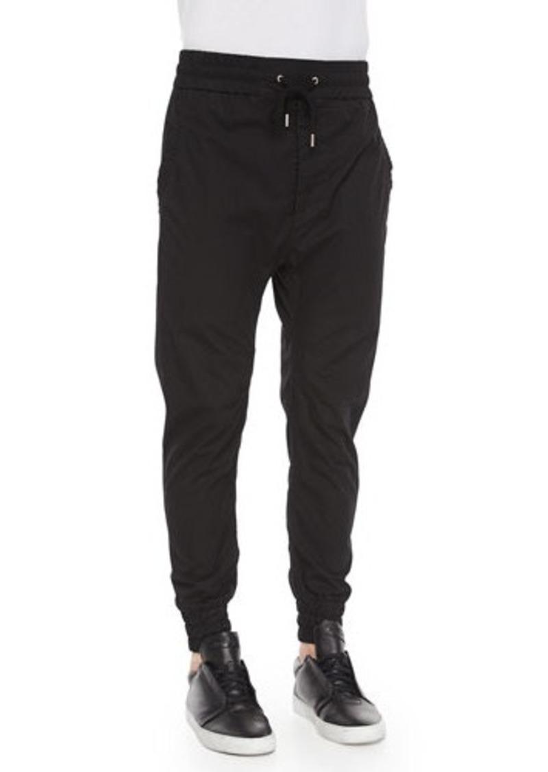 Helmut Lang Cotton Track Pants