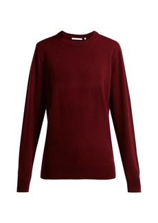 Helmut Lang Crew-neck cashmere sweater