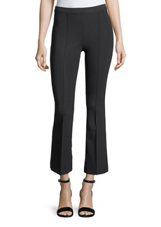Helmut Lang Cropped Flare Leggings