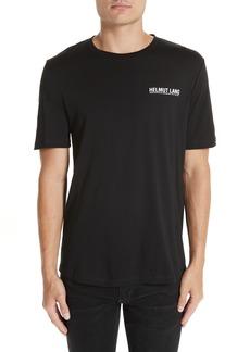 Helmut Lang Dart Logo T-Shirt