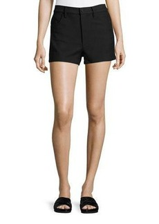 Helmut Lang Denim Mini Shorts