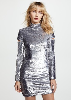 Helmut Lang Disco Dress
