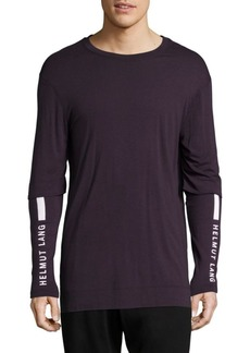 Helmut Lang Double-Sleeve Tee