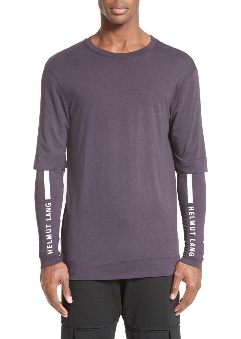 e8ea604835 Double Sleeve T-Shirt
