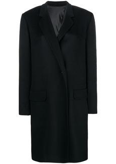 Helmut Lang duster coat - Black