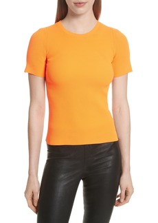 Helmut Lang Essential Ribbed Tee