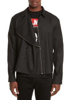 Helmut Lang Expandable Jacket