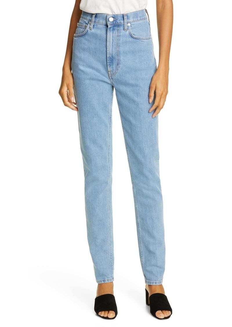 Helmut Lang Femme High Waist Jeans