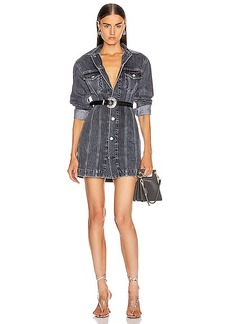 Helmut Lang Femme Mini Dress
