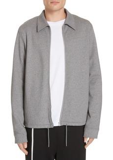 Helmut Lang Fleece Zip Jacket