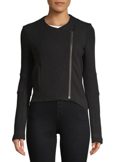 Helmut Lang Gala Knit Cropped Jacket