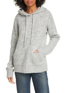 Helmut Lang Ghost Marl Hoodie Sweater