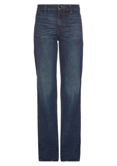 Helmut Lang High-rise flared jeans