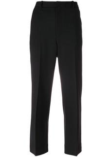 Helmut Lang high-waist trousers - Black