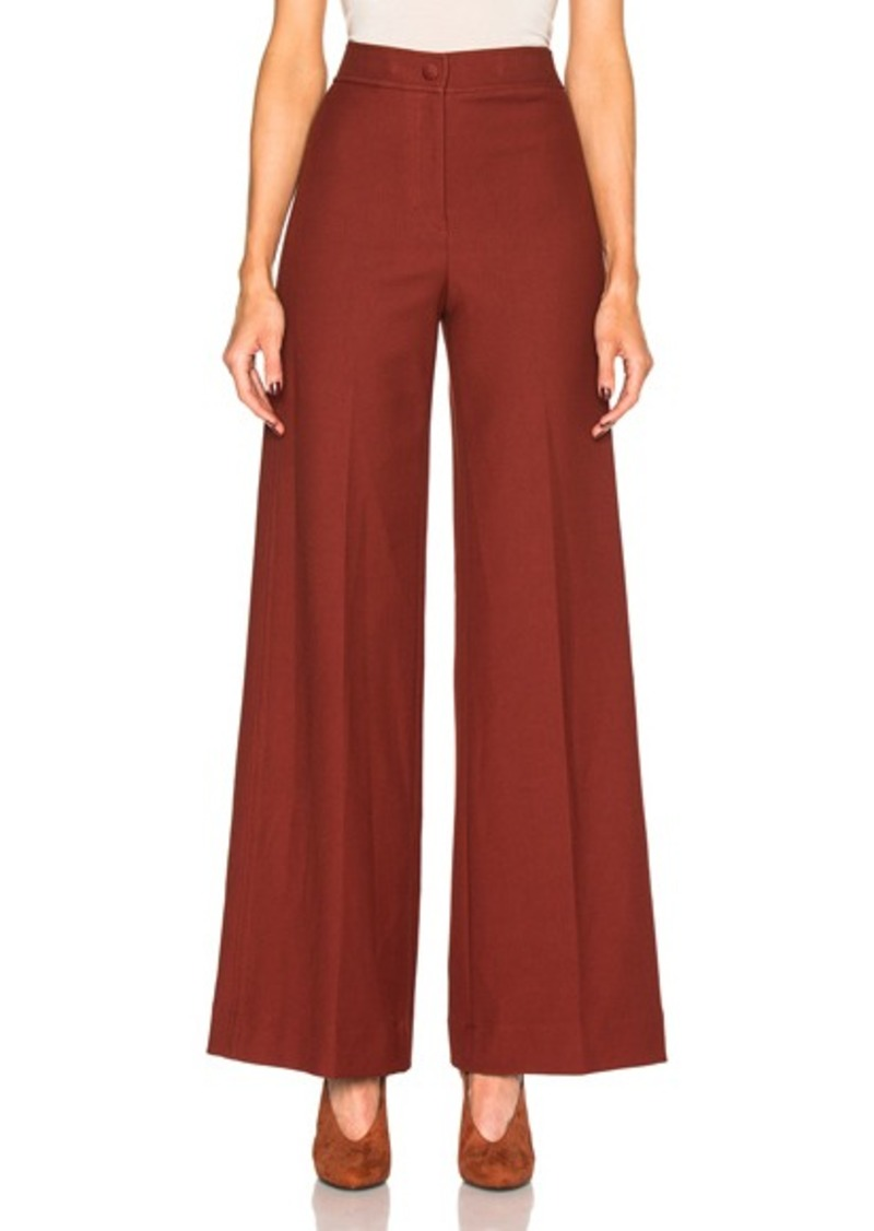 Helmut Lang High Waisted Pants