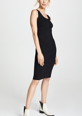Helmut Lang Jacquard Dress