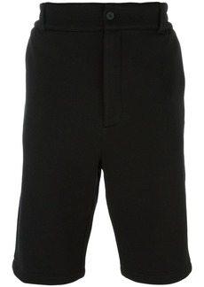 Helmut Lang knee-length shorts - Black