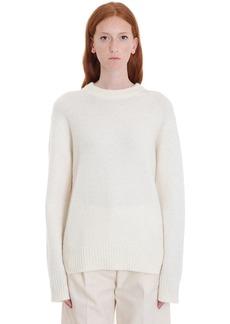 Helmut Lang Knitwear In Beige Wool