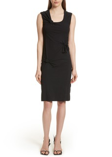 Helmut Lang Knot Detail Dress