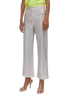 Helmut Lang Lacquer Finish Factory Jeans