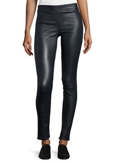 Helmut Lang Lamb Leather Leggings