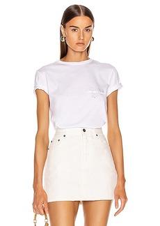 Helmut Lang Laws T Shirt
