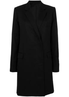 Helmut Lang long line blazer - Black