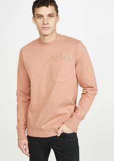 Helmut Lang Long Sleeve Tee