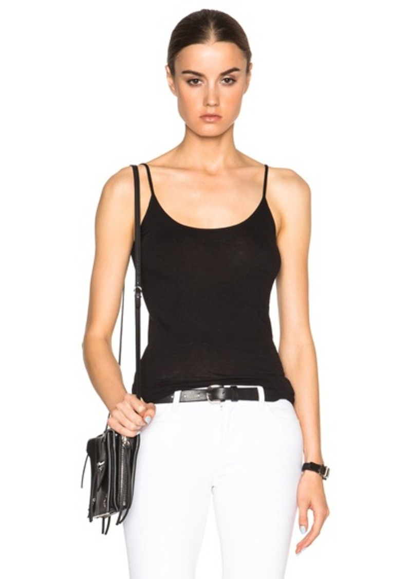 Helmut Lang Long Tank Top