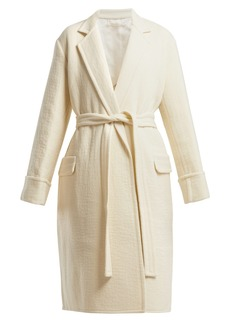 Helmut Lang Longline virgin-wool coat