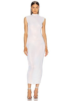 Helmut Lang Lurex Dress