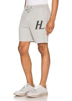 Helmut Lang Masc Sweat Short