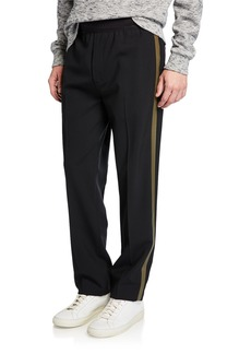 Helmut Lang Men's Band Pull-On Track Pants