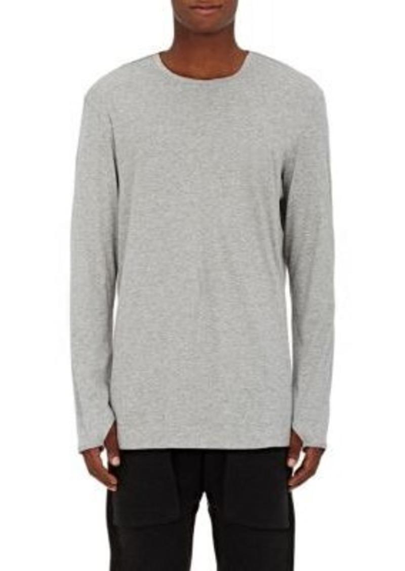 Helmut Lang Men's Cotton Long-Sleeve T-Shirt