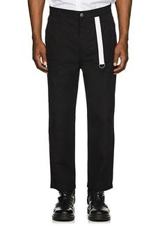 Helmut Lang Men's Cotton Work Trousers