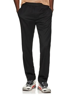 Helmut Lang Men's Elastic-Waist Wool Trousers