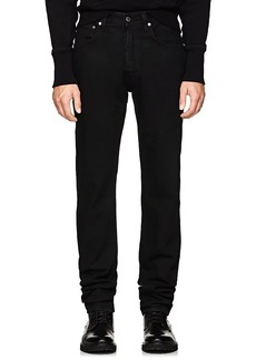 Helmut Lang Men's High-Rise Straight Jeans