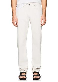 Helmut Lang Men's High-Rise Straight-Leg Jeans