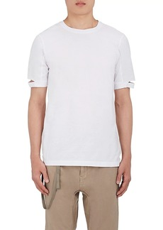 Helmut Lang Men's Longline Cotton T-Shirt