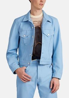 Helmut Lang Men's Masc Denim Trucker Jacket