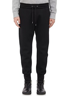 Helmut Lang Men's Neoprene Track Pants