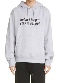 Helmut Lang Men's School Hoodie