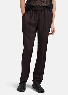 Helmut Lang Men's Silky Twill Lounge Trousers