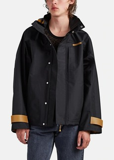 Helmut Lang Men's Zip-Front Hooded Jacket