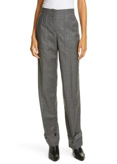 Helmut Lang Military Flannel Pants