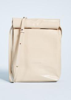 Helmut Lang Mini Fold Over Cross Body Bag