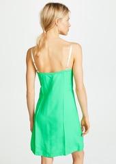 Helmut Lang Mini Slip Dress